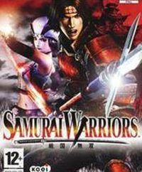 Okładka Samurai Warriors (XBOX)