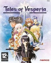Game Box for Tales of Vesperia (PS3)