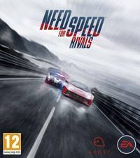 Game Box for Need for Speed Rivals (PC)