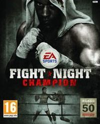 Game Box for Fight Night Champion (PS3)
