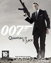 Okładka Quantum of Solace (PC)