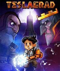 Game Box for Teslagrad (PS4)