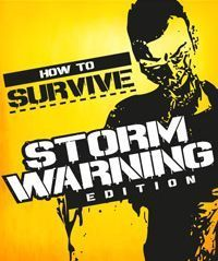Game Box for How to Survive (PC)