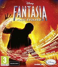 Game Box for Disney Fantasia: Music Evolved (X360)