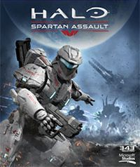 Game Box for Halo: Spartan Assault (PC)