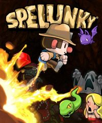 Okładka Spelunky HD (PC)