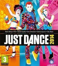 Okładka Just Dance 2014 (PS4)