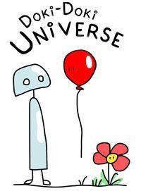 Okładka Doki-Doki Universe (PS4)