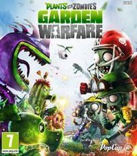 Game Box for Plants vs. Zombies: Garden Warfare (PS3)