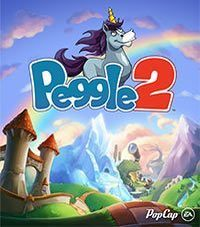 Game Box for Peggle 2 (PS4)