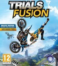 Okładka Trials Fusion (XONE)