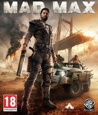 Game Box for Mad Max (PC)
