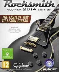 Game Box for Rocksmith 2014 (PC)