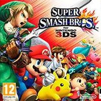 Okładka Super Smash Bros. (WiiU)