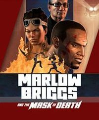 Game Box for Marlow Briggs and the Mask of Death (PC)