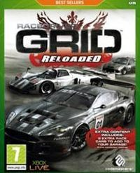 Okładka Race Driver: GRID Reloaded (PS3)