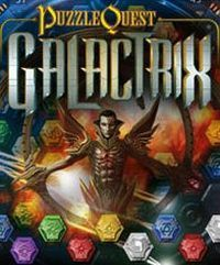 Game Box for Puzzle Quest: Galactrix (PC)