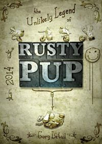 Okładka The Unlikely Legend of Rusty Pup (3DS)