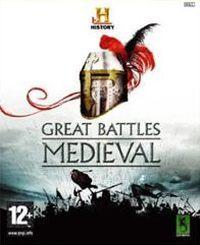 Okładka History: Great Battles Medieval (PS3)