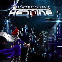 Okładka Cosmic Star Heroine (PSV)