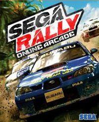 Okładka Sega Rally Online Arcade (X360)