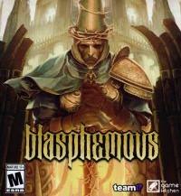 Blasphemous (PC cover
