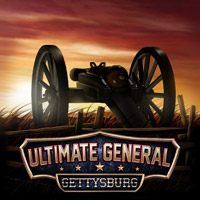 Okładka Ultimate General: Gettysburg (iOS)