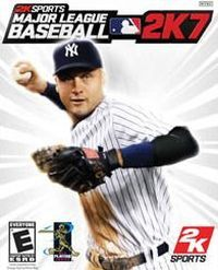 Okładka Major League Baseball 2K7 (XBOX)