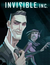 Game Box for Invisible, Inc. (PC)