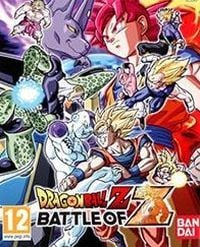 Okładka Dragon Ball Z: Battle of Z (PS3)