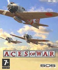 Game Box for Aces of War (PSP)