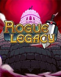 Game Box for Rogue Legacy (PS4)