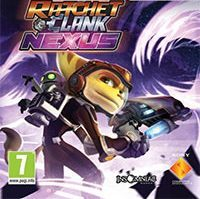 Game Box for Ratchet & Clank: Into the Nexus (PS3)