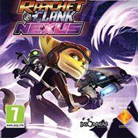 Okładka Ratchet & Clank: Into the Nexus (PS3)