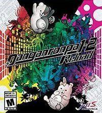 Okładka Danganronpa 1-2 Reload (PS4)
