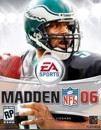 Okładka Madden NFL 06 (PS2)