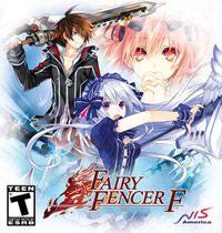 Okładka Fairy Fencer F (PC)