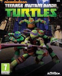 Okładka Nickelodeon's Teenage Mutant Ninja Turtles (Wii)