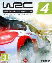Game Box for WRC 4 (PS3)