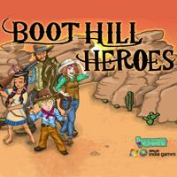 Okładka Boot Hill Heroes (X360)