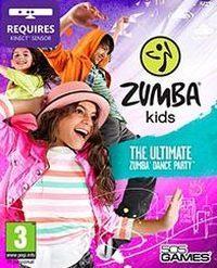 Okładka Zumba Kids (Wii)