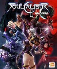 Okładka Soul Calibur II HD Online (PS3)