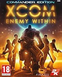 Okładka XCOM: Enemy Within (PC)