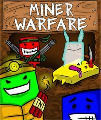 Okładka Miner Warfare (X360)