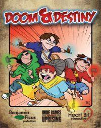 Game Box for Doom & Destiny (PS4)