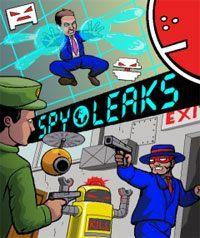 Okładka SpyLeaks (X360)