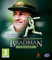 Okładka Don Bradman Cricket 14 (PC)