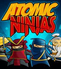 Okładka Atomic Ninjas (PS3)