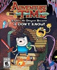 Adventure Time: Explore the Dungeon Because I Don't Know! (PC cover
