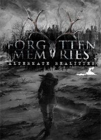 Okładka Forgotten Memories (PSV)